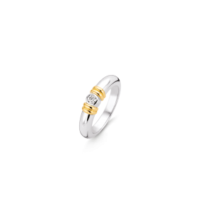 Дамски пръстен Ti Sento Milano - 12168ZY/56