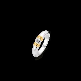 Дамски пръстен Ti Sento Milano - 12168ZY/52