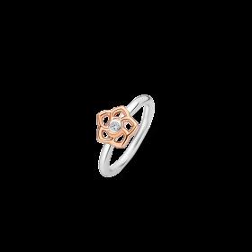 Дамски пръстен Ti Sento Milano - 12180ZR/52