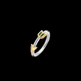 Дамски пръстен Ti Sento Milano - 12198MA/56