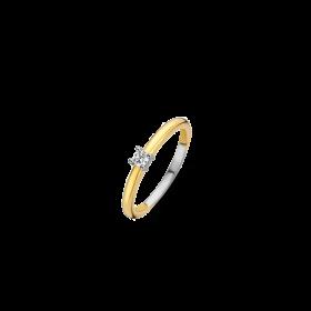 Дамски пръстен Ti Sento Milano - 12211ZY/56
