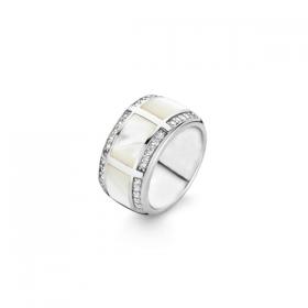 Дамски пръстен Ti Sento Milano - 1346MW/52