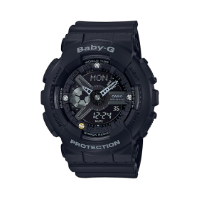 Дамски часовник Casio 35 Anniversary BABY-G DIAMOND Special Edition - BA-135DD-1AER