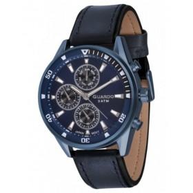 Мъжки часовник Guardo - 17116-5