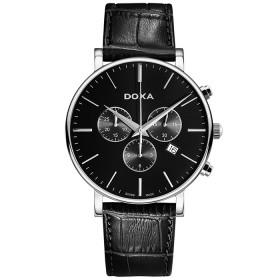 Мъжки часовник Doxa D-Light - 172.10.101.01