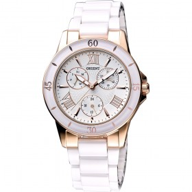 Дамски часовник Orient - FUT0F001W