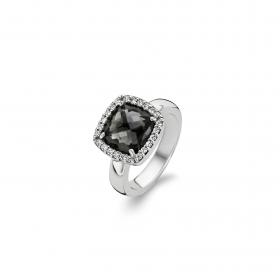 Дамски пръстен Ti Sento Milano - 1771BL/56