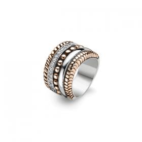 Дамски пръстен Ti Sento Milano - 1835ZR/54