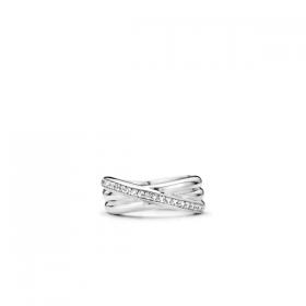 Дамски пръстен Ti Sento Milano - 1861ZI/54