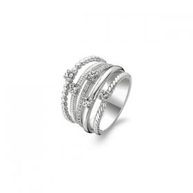 Дамски пръстен Ti Sento Milano - 1863ZI/56