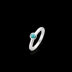 Дамски пръстен Ti Sento Milano - 1868TQ/56