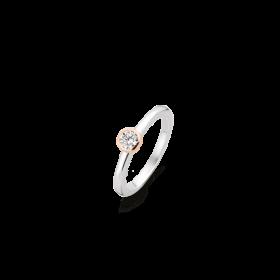 Дамски пръстен Ti Sento Milano - 1868ZR/56