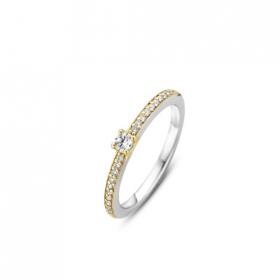 Дамски пръстен Ti Sento Milano - 1869ZY/54