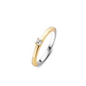 Дамски пръстен Ti Sento Milano - 1871ZY/56