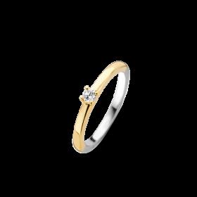 Дамски пръстен Ti Sento Milano - 1871ZY/54