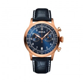 Мъжки часовник Doxa D-Air - 190.90.205.03