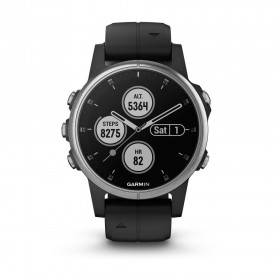 GPS мултиспорт часовник Garmin Fenix 5S Plus - 010-01987-21