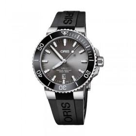 Мъжки часовник Oris Aquis Date Titanium - 733 7730 7153 - 07 4 24 64TEB