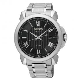 Мъжки часовник Seiko Premier Solar - SNE455P1
