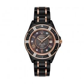Дамски часовник Bulova Marine Star Diamond - 98R242