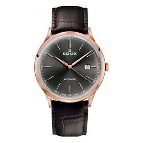 Мъжки часовник Edox Les Vauberts - 880106 37RC GIR