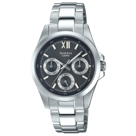 Дамски часовник Casio Sheen - SHE-3512D-1AUER