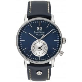 Мъжки часовник Bruno Söhnle Stuttgart GMT - 17-13180-341