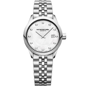 Дамски часовник Raymond Weil Freelancer - 5629-ST-97081