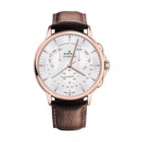 Мъжки часовник Edox Les Bemonts - 01602 37R AIR