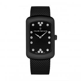 Дамски часовник Claude Bernard Dress Code Chloe - 20226 37NM NPN