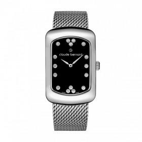 Дамски часовник Claude Bernard Dress Code Chloe - 20226 3M NPN