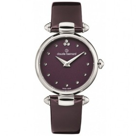 Дамски часовник Claude Bernard Dress Code - 20501 3VIODN