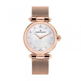 Дамски часовник Claude Bernard Dress Code - 20508 37RM NAR