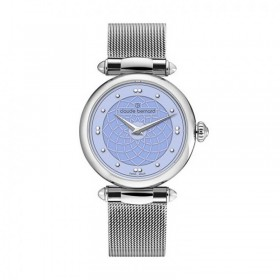 Дамски часовник Claude Bernard Dress Code - 20508 3M CIELN