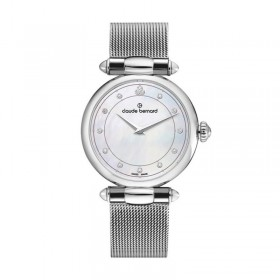 Дамски часовник Claude Bernard Dress Code - 20508 3M NAN