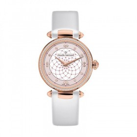 Дамски часовник Claude Bernard Dress Code - 20509 37RC BIR