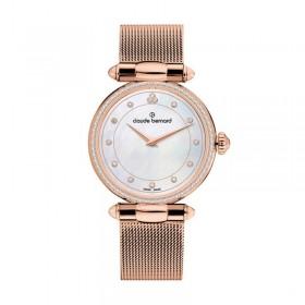 Дамски часовник Claude Bernard Dress Code - 20509 37RM NAR