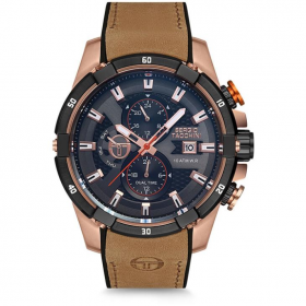 Мъжки часовник Sergio Tacchini Archivio Dual Time - ST.17.106.04
