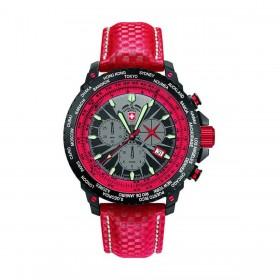 Мъжки часовник CX SWISS Military Hurricane Worldtimer - 24771