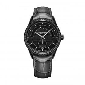 Дамски часовник Raymond Weil Freelancer - 2778-BKS-20001