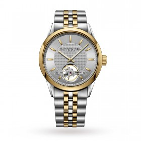 Мъжки часовник Raymond Weil Freelancer - 2780-STP-65001