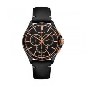 Мъжки часовник Doxa Trofeo - 287.70R.101.01