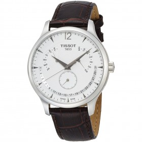 Мъжки часовник Tissot TRADITION PERPETUAL CALENDAR - T063.637.16.037.00
