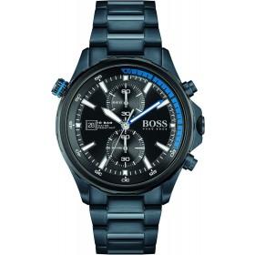 Мъжки часовник Hugo Boss GLOBETROTTER - 1513824