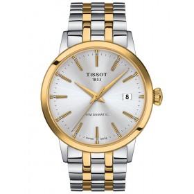 Мъжки часовник Tissot SWISSMATIC Classic Dream - T129.407.22.031.01