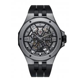 Мъжки часовник Edox Delfin Mecano - 85303 357GN NGN