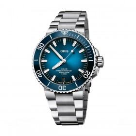 Мъжки часовник Oris Aquis Day Cal.400 - 400 7763 4135-07 8 24 09PEB