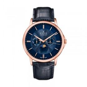 Мъжки часовник Edox Les Bemonts - 40002 37R BUIR