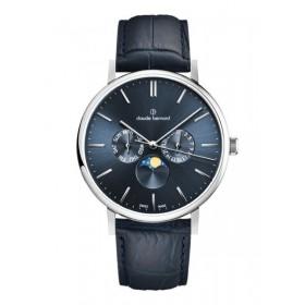 Мъжки часовник Claude Bernard Slim Line Moon Phase - 40004 3 BUIN