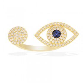 Дамски пръстен APM MONACO -  A16766OXY-M